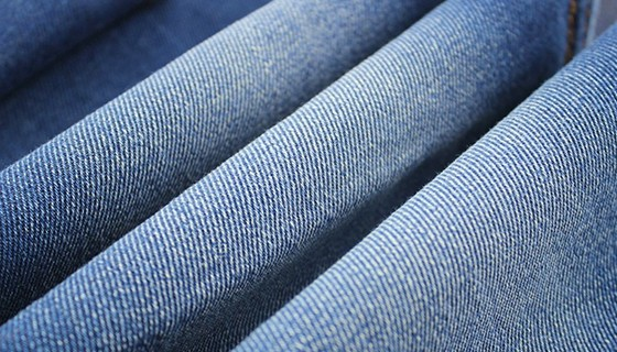 Elastic jeans factory